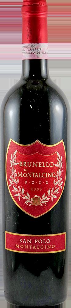 Poggio San Polo Brunello di Montalcino 2006