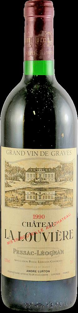 Chateau La Louviere Bordeaux 1990