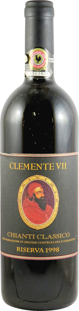 Clemente VII - Castelli Grevepesa Chianti 1998