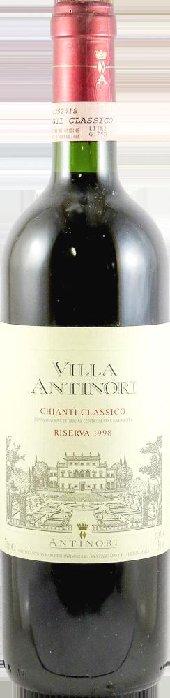 Villa Antinori - Riserva Chianti 1998