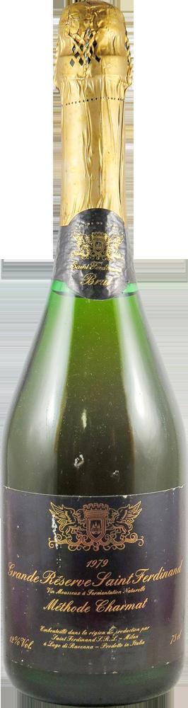 Saint Ferdinant - Grande Reserve Vin Mousseau 1979