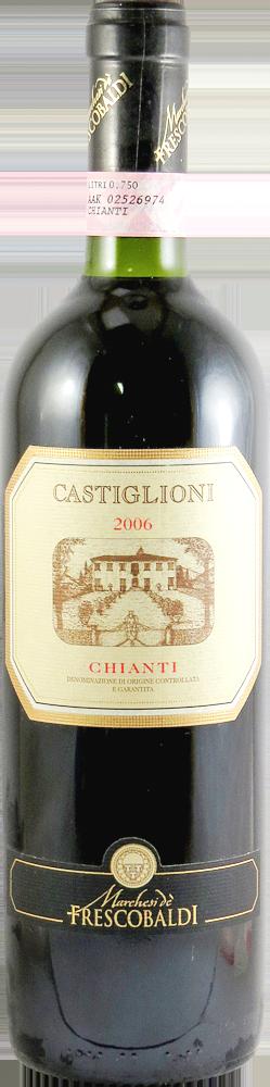 Castiglioni - Frescobaldi Chianti 2006
