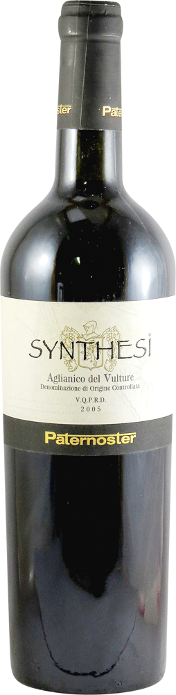 Synthesi - Paternoster Aglianico del Vulture 2005