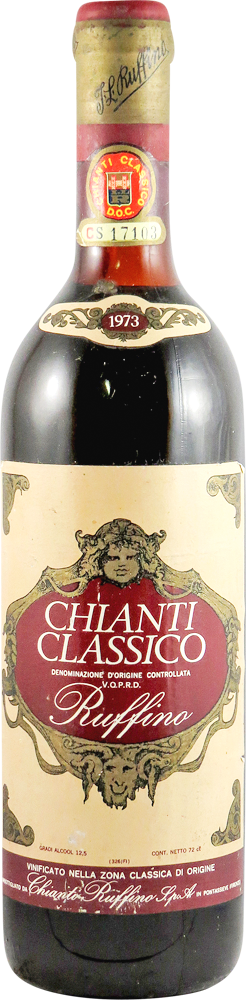 Ruffino Chianti 1973