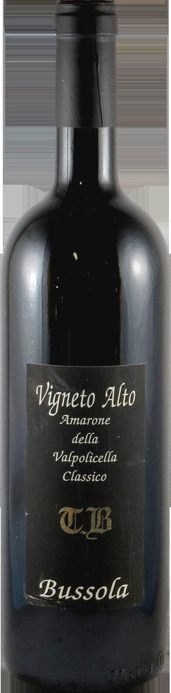 Bussola Tommaso - Vigneto Alto TB Amarone 2000