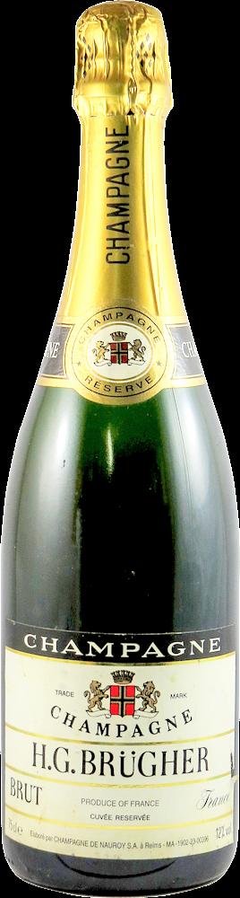 H.G. Brugher  Champagne N.V.