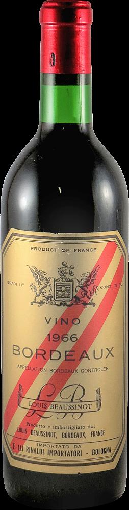 Louis Beaussinot Bordeaux 1966