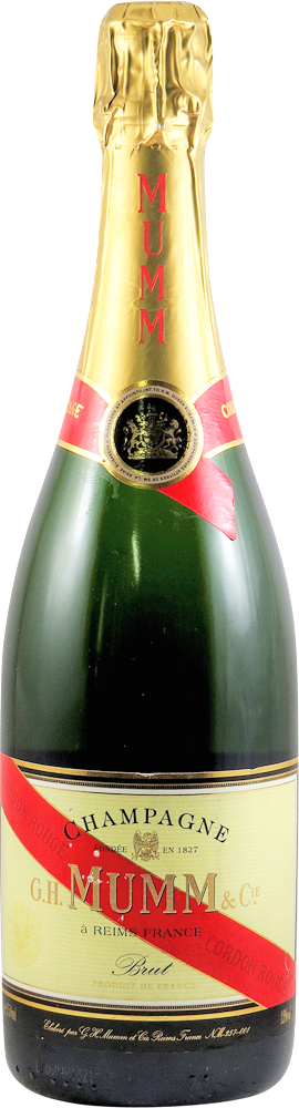 MUMM G.H - Cordon Rouge Champagne N.V.