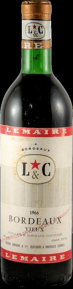 Maison Lemaire Bordeaux 1966