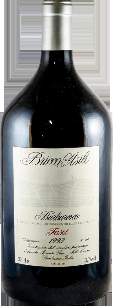 Bricco Asili Ceretto - Faset Barbaresco 1993