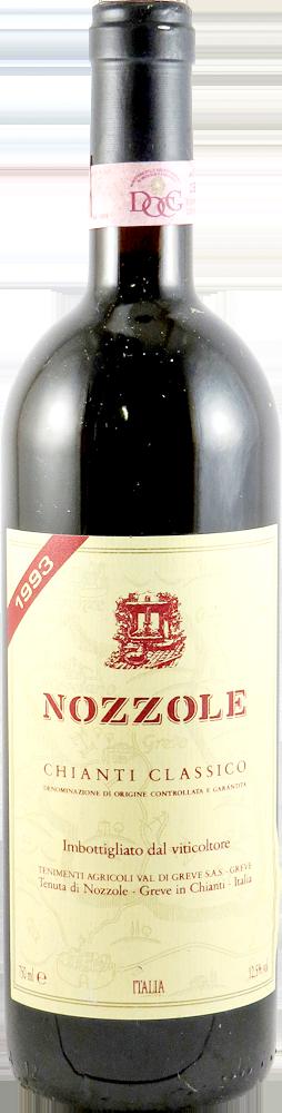 Nozzole - Val di Greve Chianti 1993