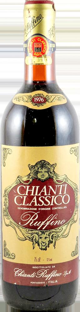 Ruffino Chianti 1976