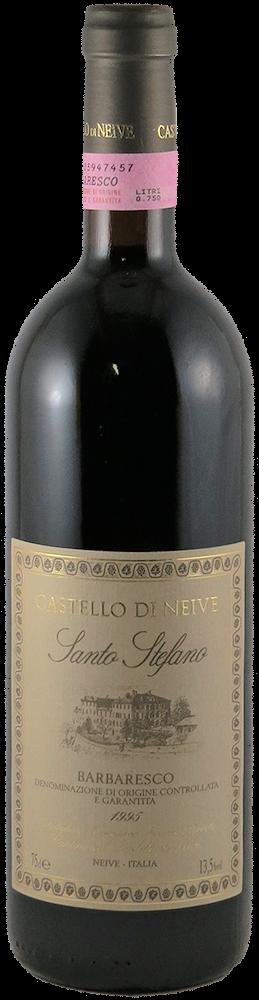 Castello di Neive - Santo Stefano Barbaresco 1995