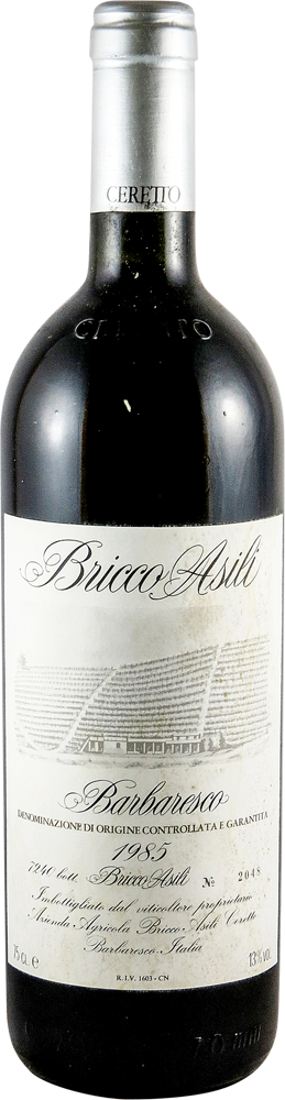 Ceretto - Bricco Asili Barbaresco 1985
