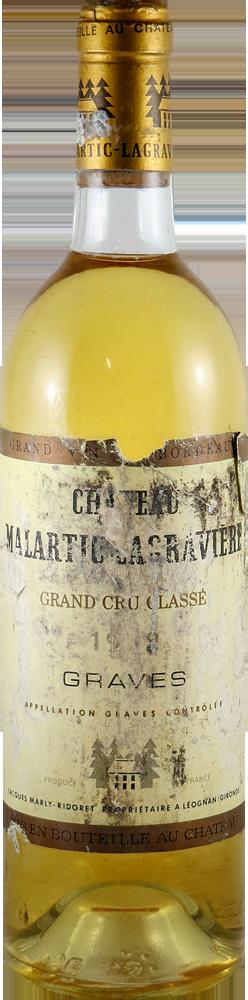 Chateau Malartiulagraviere Bordeaux - Graves N.V.