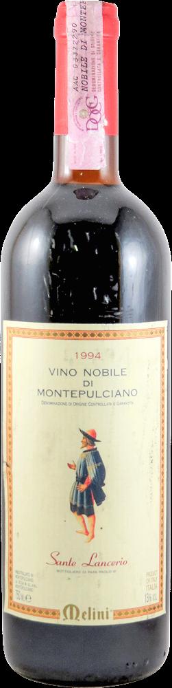 Sante Lancerio - Melini Nobile di Montepulciano 1994