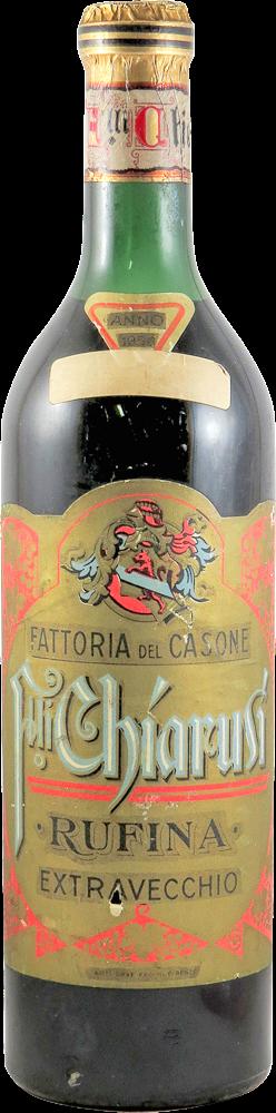 F.lli Chiarusi - Fattoria del Casone Chianti 1956