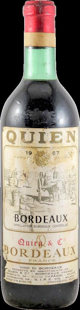 Quien  Bordeaux 1967