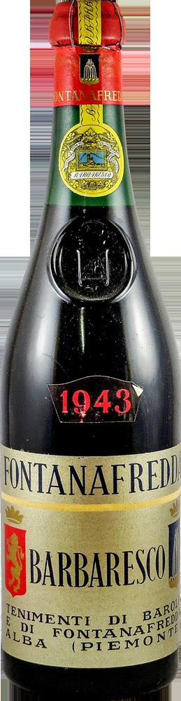 Fontanafredda Barbaresco 1943