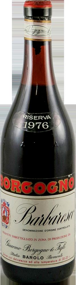 Giacomo Borgogno - Riserva Barbaresco 1976