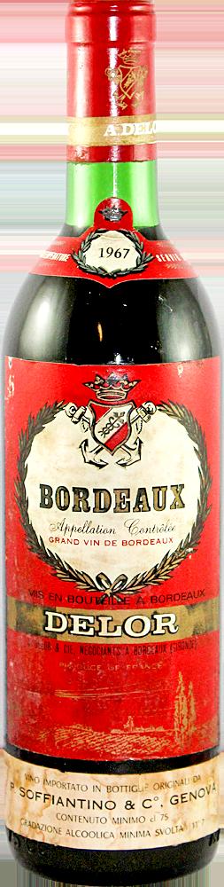 Delor Bordeaux 1967