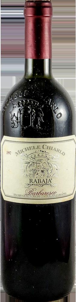 Michele Chiarlo - Rabajà Barbaresco 1997