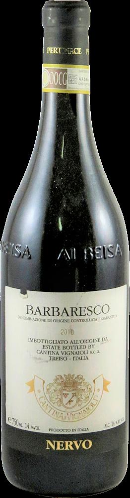 Nervo - Cantina Vignaioli Barbaresco 2010