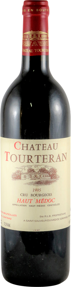 Chateau Tourteran Bordeaux - Haut Medoc 1995