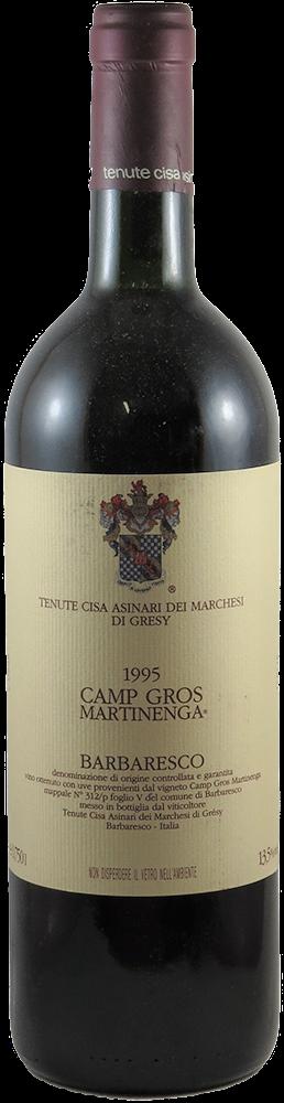 Tenuta Cisa Asinari Dei Marchesi Gresy - Camp Gros Barbaresco 1995