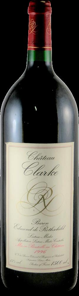 Chateau Clarke Bordeaux - Listrac  1996