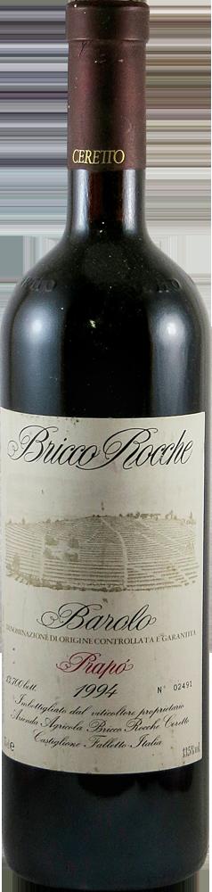 Bricco Rocche - Prapò Barolo 1994