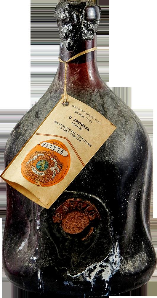 Cappellano - Troglia G. Barolo 1973