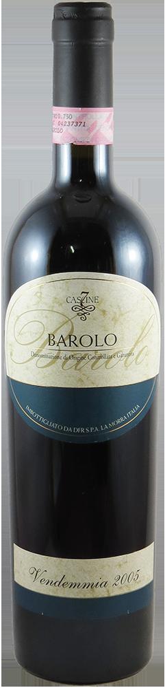 7 Cascine – DFR spa Barolo 2005