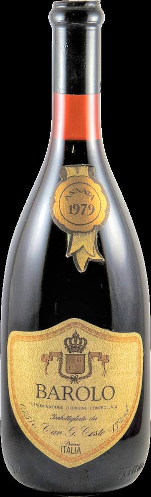 Cav. Ceste Barolo 1979