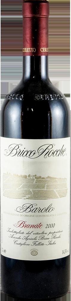 Ceretto - Bricco Rocche - Brunate Barolo 2000