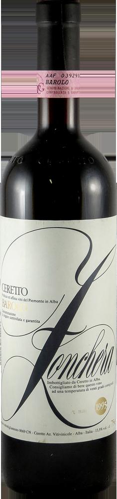 Ceretto – Zonchera Barolo 1995