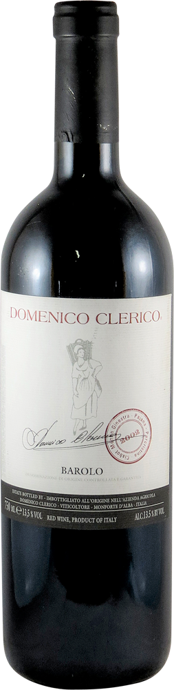 Domenico Clerico Barolo 2002