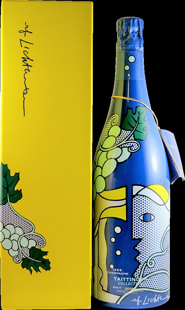 Taittinger Collection - Lichtenstein Champagne 1985