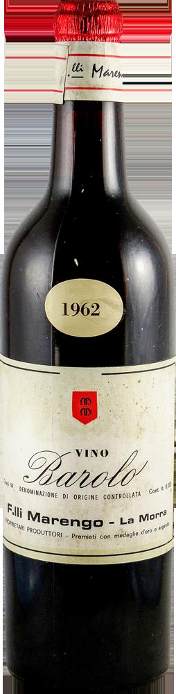 F.lli Marengo Barolo 1962