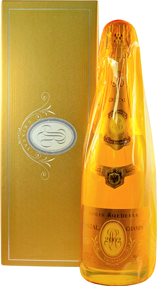 Cristal - Louis Roederer Champagne 2002