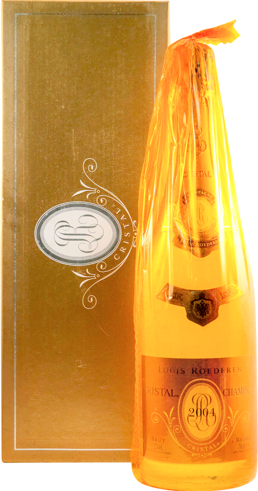 Cristal - Louis Roederer Champagne 2004
