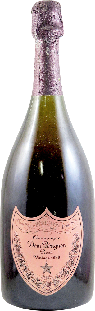Dom Perignon - Ros� Champagne 1998