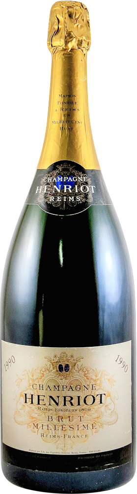 Henriot Champagne 1990