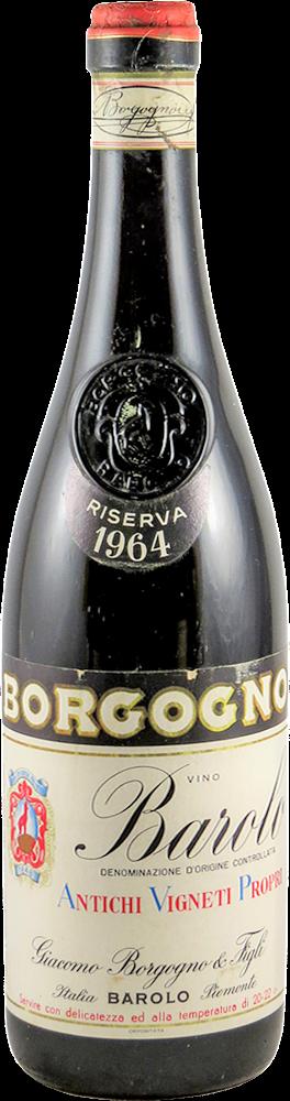 Giacomo Borgogno - Riserva Barolo 1964