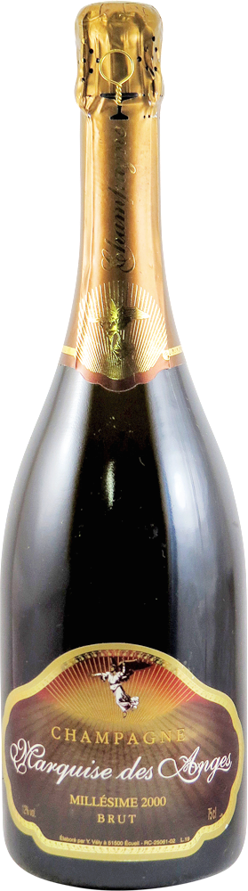 Marquise des Anges Champagne 2000