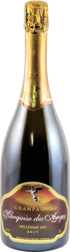 Marquise des Anges Champagne 2002