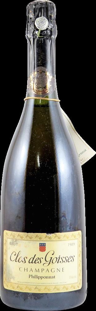 Philipponnat - Clos des Goisses Champagne 1989