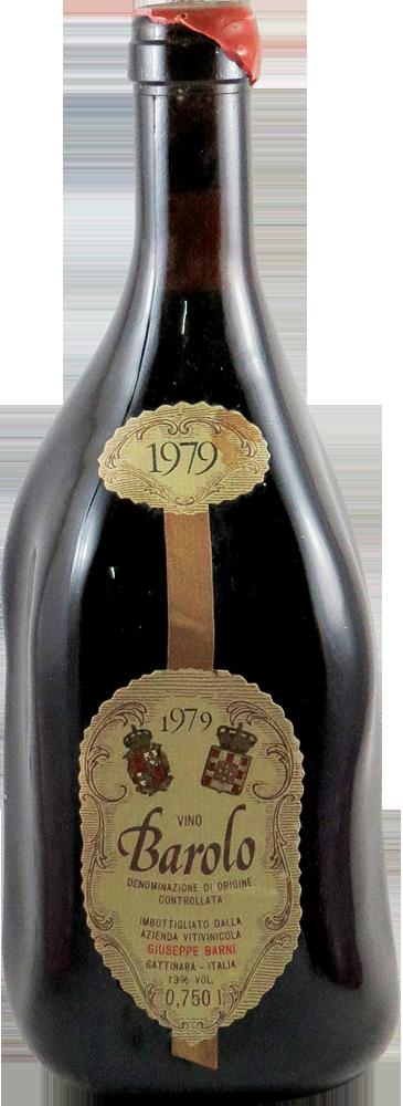 Giuseppe Barni Barolo 1979