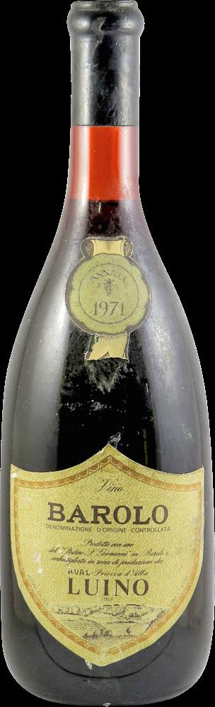 Luino Barolo 1971