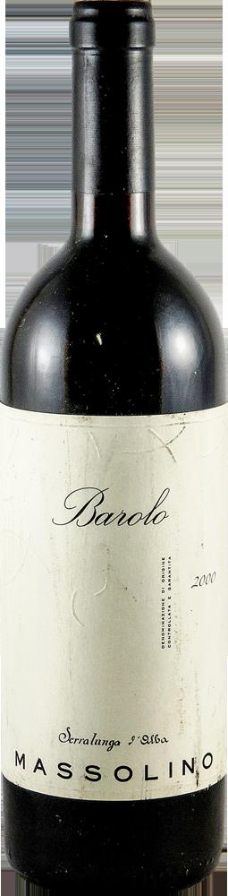 Massolino  Barolo 2000